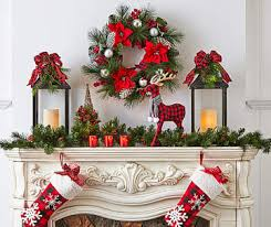 christmas wreaths u0026 garlands big lots