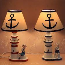 Nautical Table Lamps Nautical Desk Lamps Ebay