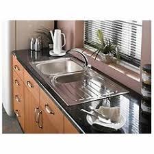 Resin Kitchen Sinks Plastic Resin Kitchen Sink Drainer Black 1 5 Bowl Reversible