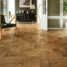 Wood Effect Laminate Flooring Arteak Castano Wood Effect Tiles Porcelain Superstore