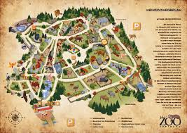 Dortmund Germany Map zoos dortmund