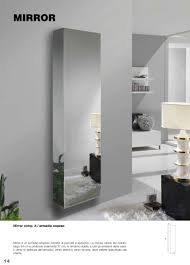 Mirror Room Divider by Mirror Esa Linea Hall Units Italy Collections