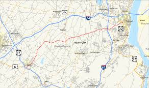 Nyc Bike Map New York State Route 207 Wikipedia