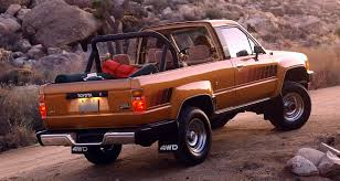 toyota best suv why the toyota 4runner was the best suv of the 1980s and why it