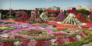 visit this world u0027s largest and beautiful garden in dubai news