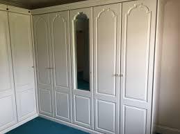 Schreiber Fitted Bedroom Furniture White Schreiber Fitted Wardrobes In Boston Lincolnshire Gumtree