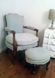 Bedroom Chairs With Ottoman by Shabby Chic Furniture Youtube Leather Chair And A Half With