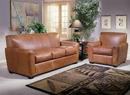 Omnia Furniture Quality Omnia Leather Jackson Leather Configurable Living Room Set