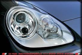 porsche cayenne headlights aftermarket lighting and performance upgrades for porsche cayenne