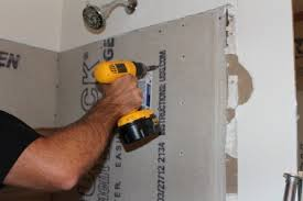 Installing Tile On Walls Tile Backer Board Installation Key Steps For A Quality