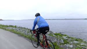 cycling wind the wind in your jacket cycling the bay of quinte waterfront trails