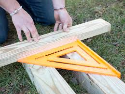 How To Build A Backyard Swing How To Build A Wooden Kids U0027 Swing Set Hgtv