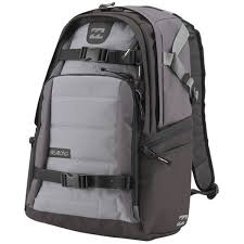 billabong backpack padang grey surfshot surf shop