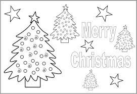 christmas pictures color print free printable coloring