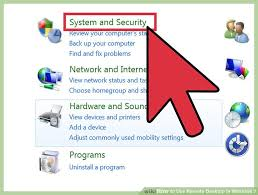 bureau a distance windows 7 how to use remote desktop in windows 7 with pictures wikihow