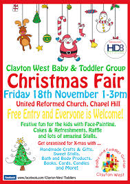 toddler group christmas fair flyer a4 hd8 network