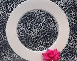 styrofoam wreath styrofoam wreath etsy
