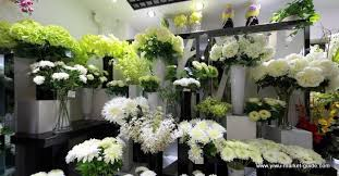 wholesale artificial flowers artificial flower showrooms yiwu china 6
