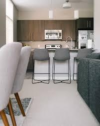 a fresh condo design for an active family front main