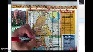 How To Use A Map How To Use A Map Grid Youtube