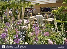 rhs chelsea flower show 2016 the lg smart garden silver gilt