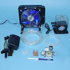 vapor chamber gpu cpu heat sink set diy laptop cpu gpu water liquid cooler radiator copper block