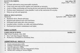 Sample Resume For Maintenance Worker by Maintenance Worker Resume Objective Reentrycorps
