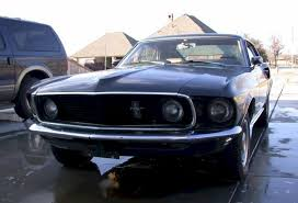 1969 Mustang Black Black Jade 1969 Mustang Paint Cross Reference