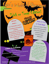 Dltk Halloween Crafts by Funschooling U0026 Recreational Learning Haunted Halloween Resource Page