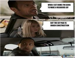 Rock Driving Meme - the rock driving by festivus meme center