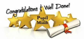 of the month pupils of the month floriana primary