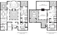 moroccan riad floor plan style house plans