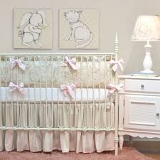 pink peonies nursery peony blossoms baby bedding and nursery necessities in interior