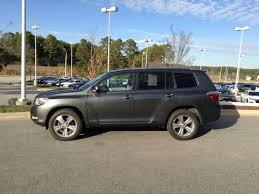 Toyota Highlander Interior Dimensions Used 2008 Toyota Highlander For Sale Raleigh Nc Jteds43a882026879
