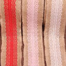 lace ribbon in bulk 5 meters 5cm ribbon woven belt diy decorative linen hemp hemp lace