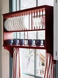 Plate Holders For Cabinets by 15 Creative Ideas To Organize Dish And Plate Storage On Your