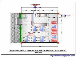 Layout Denah Cafe | belajar berbagi ilmu desain cafe dulux young competition