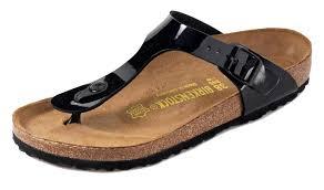 birkenstock women u0027s gizeh t strap sandals cork footbed birko