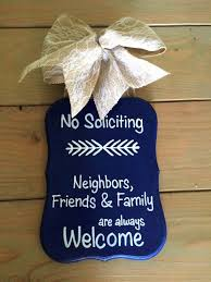 87 best no soliciting images on pinterest no soliciting signs