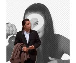 Meme John Travolta - online meme of john travolta confused to put your background image t