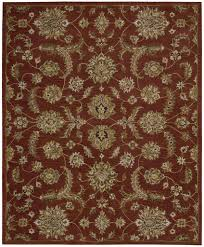 Area Rugs From India Nourison India House Brick Area Rug Ih83 Brk Rectangle Products
