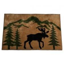 Moose Area Rugs 63 Best Wildlife Rugs Images On Pinterest Rugs Area Rugs And Lodges