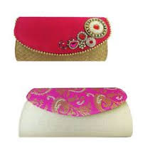 Handmade Designer Handbags - beautiful styles from some of the best indian designers including