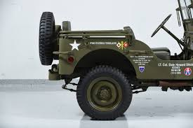 military jeep side view 1941 jeep willys mb military motorcar classics exotic and