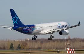 avion air transat siege des passagers d air transat coincés dans des conditions difficiles à