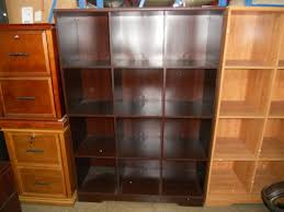 Realspace Furniture Customer Service by Realspace Magellan Outlet 12 Cube Bookcase 63 9 16