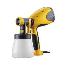 paint sprayer wagner 280w paint sprayer w100