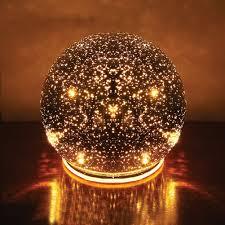 Cheap Gazing Balls Amazon Com Large Lighted Mercury Glass Sphere Gazing Ball