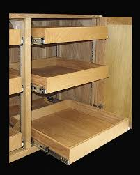 pull out shelves for kitchen cabinets how to build pull out