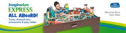 imaginarium express mountain rock train table mesa de trenes imaginarium montaña de roka con 100 accesoris